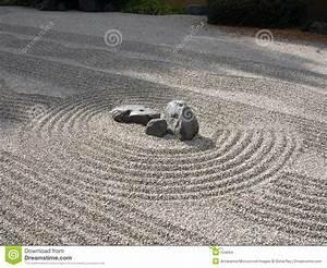Zen Garten Stockfoto Bild Von Fokus Japan Garten Nave