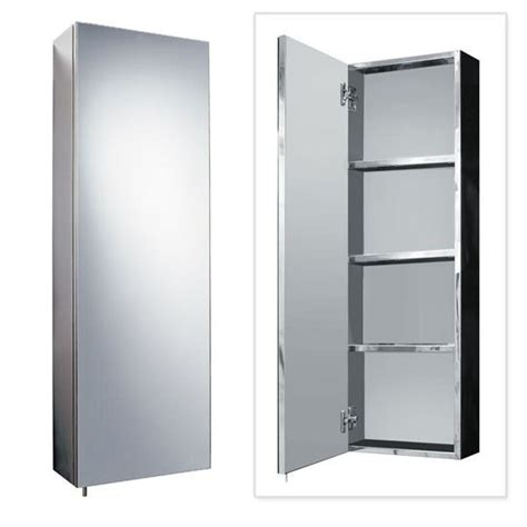 Mirrored Bathroom Storage by Stainless Steel Mirrored Cabinet Stainless Steel