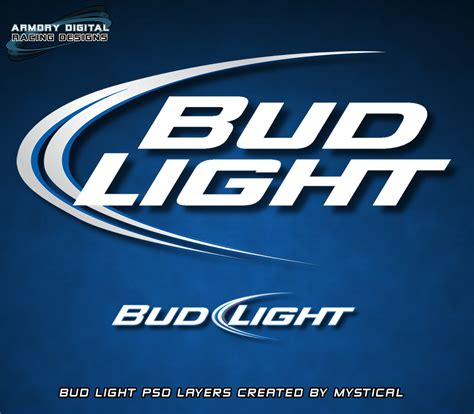 new bud light new bud light logo sim racing design community