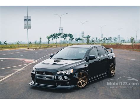 Mitsubishi Lancer Evolution Automatic by Jual Mobil Mitsubishi Lancer Evolution 2010 Evolution X 2