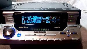 Pioneer Deh-p8400mp And Cdx-fm1277 Car Stereo