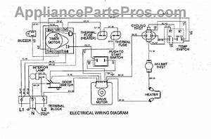 Parts For Maytag Mde6200ayw  Wiring Information Parts