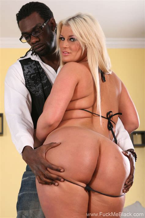 Huge Sexy Ass Julie Cash At Fuck Me Black