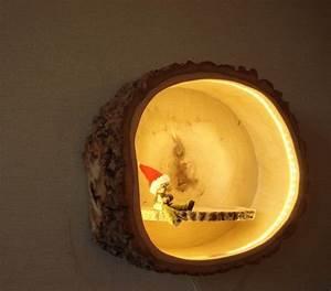 Lampe Aus Baumstamm : holzlampe baumstamm lampe von holzbaubohse auf etsy diy pinterest holzlampe baumst mme ~ Orissabook.com Haus und Dekorationen