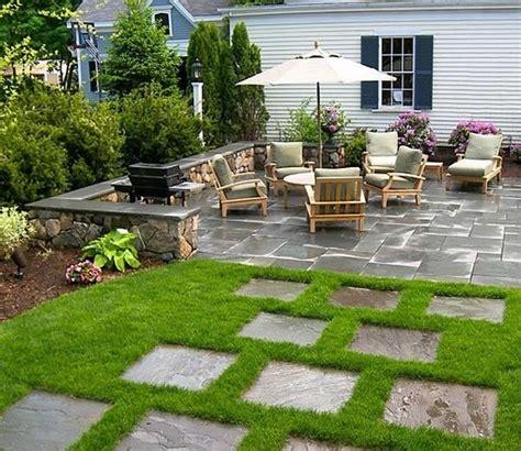 terrasse  jardin  idees splendides  amenagement