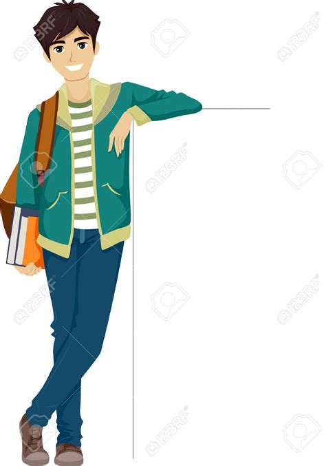 clipart illustrations high school boy clipart 20 free cliparts images