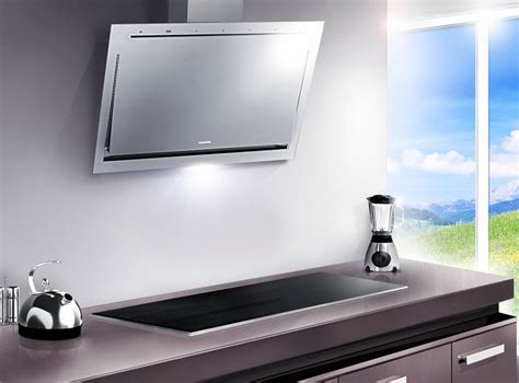 Samsung 90cm NEO Motion Controlled Range Hood   Stainless
