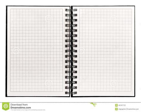 organisateur de bureau blanc ouvert d 39 isolement par livre de fond carnet avec la