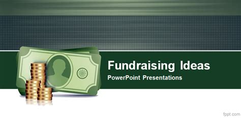 Fundraising Presentation Template by Fundraising Ideas On How To Raise Money