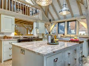 How Do I Build A Kitchen Island by Timber Frame Design And Timber Frame Additions