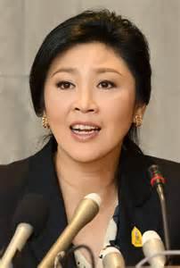 Yingluck Shinawatra Thailand