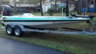 Xpress Boat Dealers In Ms by 1995 Gambler Intimidator Bass Boat For Sale In Coast