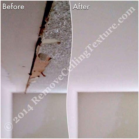 Asbestos Popcorn Ceilings Ceiling Repair