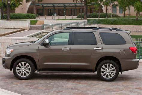 2019 Toyota Sequoia  Car Photos Catalog 2018