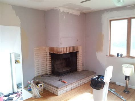 remove  chimney  fireplace