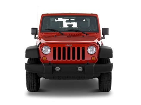 jeep front view 2008 jeep wrangler reviews and rating motor trend