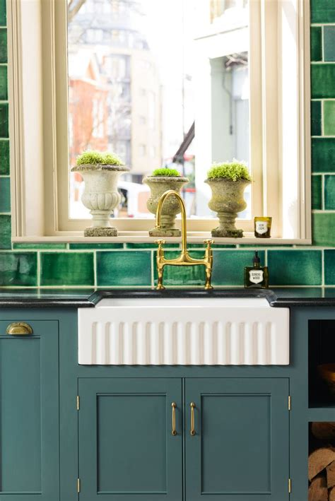 green and pink kitchen a pink green kitchen honestly 3959