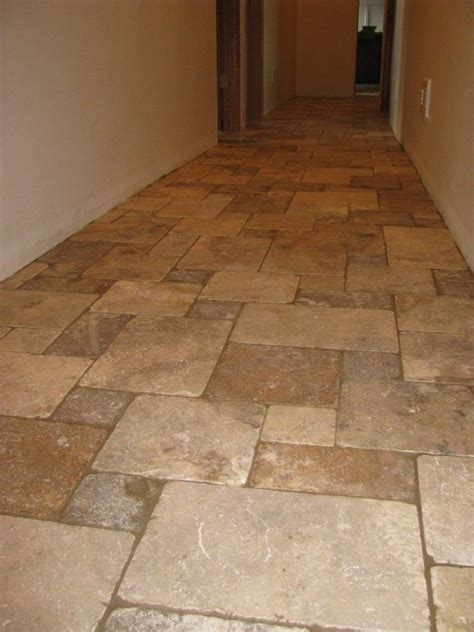 tile flooring whole house floor travertine natural stonee in the versaille pattern on flooring pictures home depot