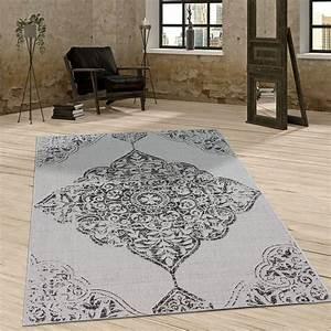 Outdoor Teppich : in outdoor teppich vintage grau ~ Buech-reservation.com Haus und Dekorationen