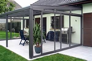 Textiles Terrassendach Preis : sch n terrassen berdachungen aus glas design ideen ~ Sanjose-hotels-ca.com Haus und Dekorationen