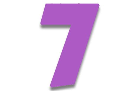The Numerology Meaning Of The Number 7