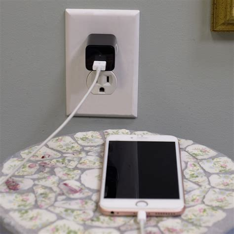 p hd fully functional ac wall outlet spy charger camera
