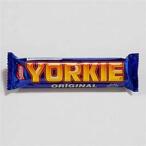 Nestle Yorkie Chocolate Bar, Set of 6 World Market