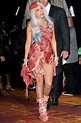 See What Lady Gaga's Meat Dress Looks Like Now — 5 Years ...