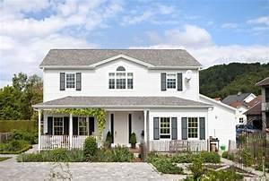 Häuser Im Landhausstil : southern evans landhausstil h user berlin von bostonhaus ~ Watch28wear.com Haus und Dekorationen