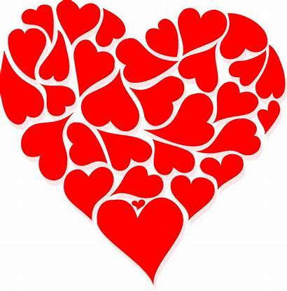 Valentine Clip Hearts Week Clipart Valentines Downloads