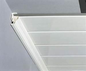 Faux Plafond Pvc : chapitre 4 les finitions les accessoires grosfillex ~ Premium-room.com Idées de Décoration