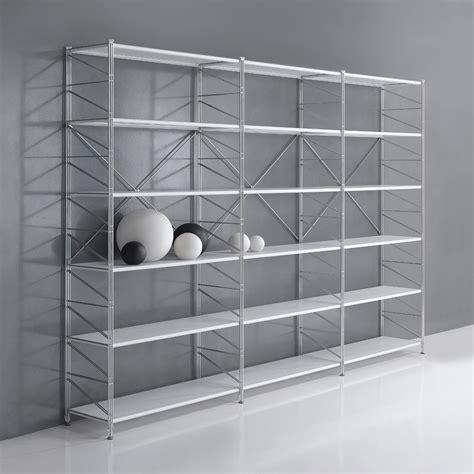 libreria scaffali scaffale componibile socrate 21 in metallo per ufficio 293
