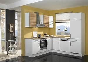 Küche Mit Elektrogeräten : kleine eck k che mit elektroger ten k chen ideen ~ Markanthonyermac.com Haus und Dekorationen