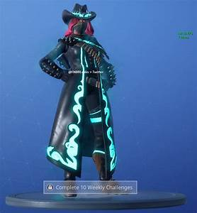 Fortnite Calamity Skin Features Unlockable Styles Via XP