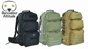 Sac À Dos Baroudeur : baroudeur altitude sac dos trooper pack tasmanian tiger youtube ~ Mglfilm.com Idées de Décoration