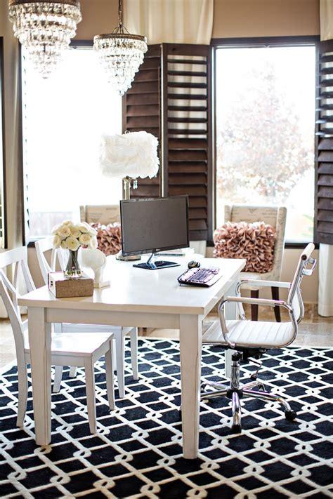 home office decorating  tomkat studio blog