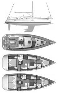 len designer sun odyssey 42 ds jeanneau sailboat specifications and details on sailboatdata
