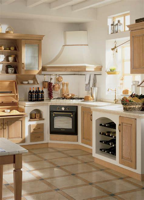 Rustikale Moderne Küchen by Landhausk 252 Chen Aus Holz Bilder Ideen F 252 R Rustikale