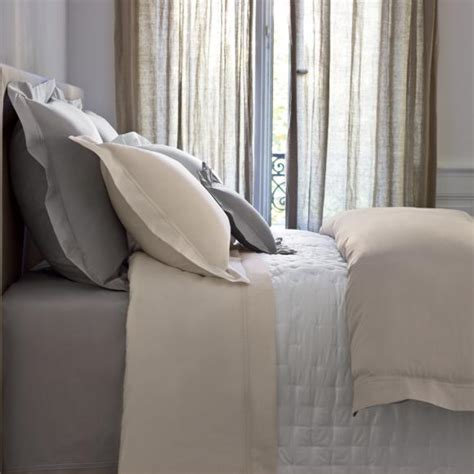 Yves Delorme Coverlet by Yves Delorme Triomphe Coverlet In Luxury Co Ordinating