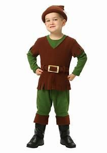 Toddler Little Robin Hood Costume