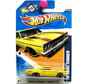 1970 Plymouth Road Runner 2012 Hot Wheels Muscle Mania