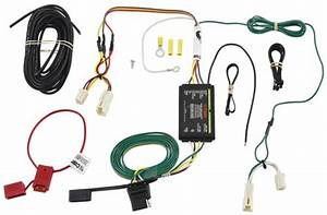 2010 Toyota Venza Custom Fit Vehicle Wiring