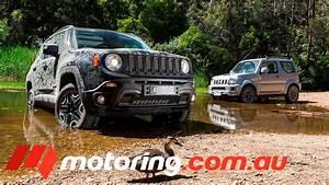 Suzuki Jeep Jimny : 2015 suzuki jimny v jeep renegade trailhawk comparison ~ Kayakingforconservation.com Haus und Dekorationen