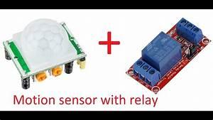 Pir Motion Sensor   Detector Module Hc