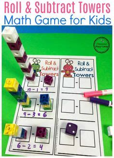 subtraction activities images addition