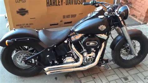 Harley-davidson Softail Slim '13 Bassani Exhaust