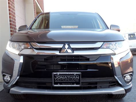 Mitsubishi Nj Dealers by 2017 Mitsubishi Outlander Se Stock 050094 For Sale Near