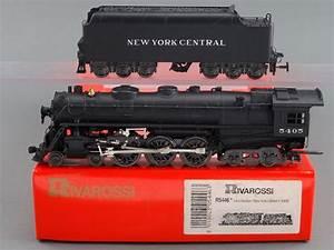 Ho Scale Rivarossi R5446 Nyc New York Central Hudson 4