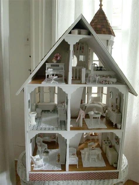 shabby chic dollhouse shabby chic dollhouse 2 dollhouse pinterest