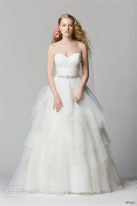 wedding dress for wtoo brides 2014 wedding dresses wedding inspirasi